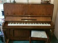 Paul Gerard upright piano