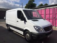 MERCEDES SPRINTER 210CDI SWB , 2011REG ,115K,NO VAT,ONE OWNER, NO VAT FOR SALE