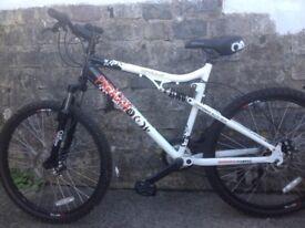 Paradox mountain bike