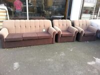 shell sofas for sale, available in different colours in black, grey and red. The sofas are brand new