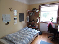 **Two single rooms** in our lovely houseshare. £287.50/£347.50 pcm. Furnished. Avail. mid-late Oct.