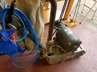 Drum floor sander haywood