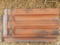 Clay interlocking roof tiled - Made in Holland