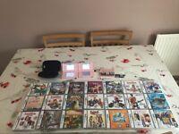 Nintendo DS x2 with Games bundle