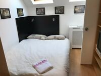 Single studio with en-suite shower/WC and kitchenette. FREE WI-FI AND SKY TV