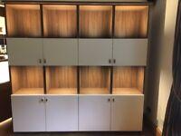 Brand New Neville Johnson Bookcase