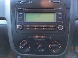 Volkswagen Golf MK5 Radio