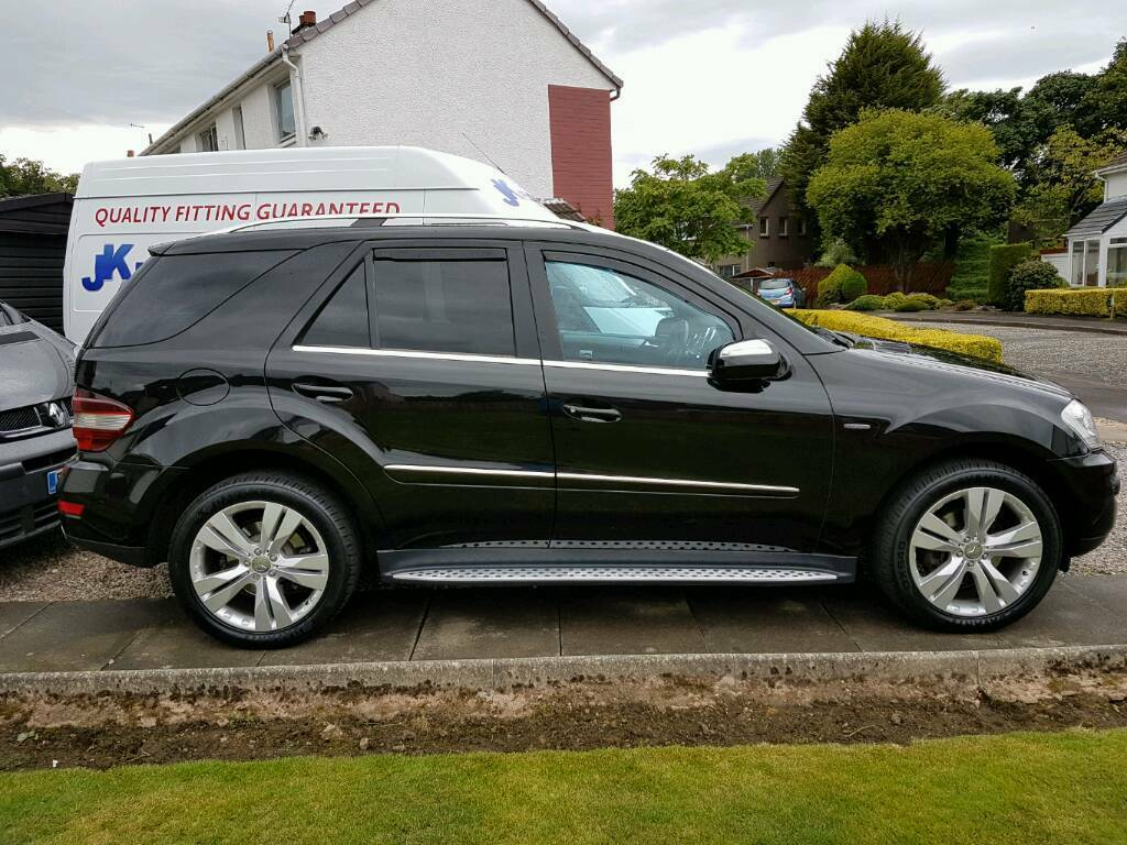 Genuine Mercedes Ml W164 20 Inch Alloys With Tyres In Paisley Fuel Filter Replacement