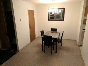 Two bedroom sublet available November 1st