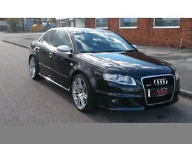 Audi RS4 Saloon 4.2 Quattro 4dr LOW MILEAGE,VERY GOOD VALUE