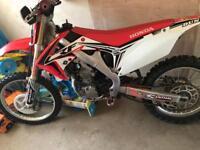 Crf 250 2011 (ktm crf yz yzf rmz)
