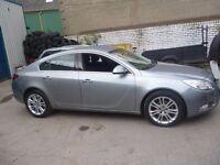 Vauxhall INSIGNIA 2.0 CDTI Exclusive Nav,5 door hatchback,FSH,full MOT,2 owners,stunning looking car