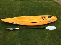 1 Man Kayak - Paradise Islander