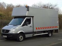 Fast London Short__Notice Removal Company 24/7 Vans and 7.5 Tonne Lorries And Professional Man.