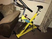 Life Fitness Lemond Revmaster Spin Bike Spinning Exercise Indoor