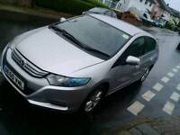 HONDA Insight 2010 PCO license 1 year MOT 1 year Auto Mint conditions fully loaded CD player