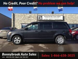 2012 Dodge Grand Caravan SE 7 passenger great for family roadtri