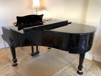 Schulze Pollmann grand piano