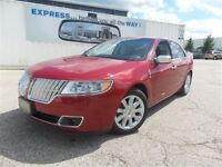 2010 Lincoln MKZ AWD | Vision Pkg | Moonroof | Local Trade In!