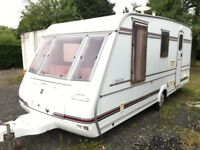 Compass Connoisseur 490/4berth caravan