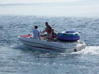 Amazing 19ft speed boat. 3ltr inboard engine. Full service history