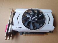 MSI Nvidia GTX 950 2GB OC edition