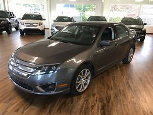2012 Ford Fusion SEL Sport  [leather/s-roof]