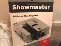 Showmaster Autofocus slide projector