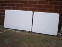 Caravan Heaters for static or mobile 240 volt x2