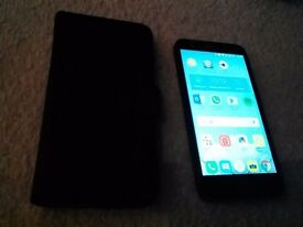Alcatel pop 4. 5 inch screen, like new A1 condition. Android operating system.