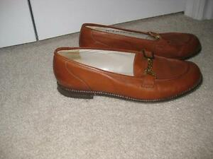 ROBERT CLERGERIE LEATHER SHOES SIZE 8.5 London Ontario image 2