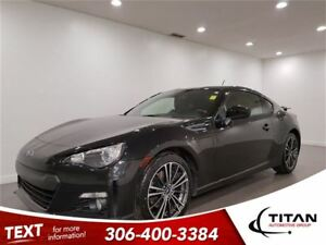 2014 Subaru BRZ Sport Tech/Manual|Nav|Bluetooth|Leather|PST Paid