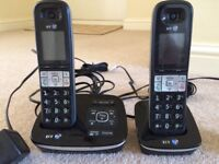 BT8500 Cordless Phones with Answering Machine