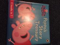 Peppa pig Treasury 6 books in 1