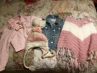 Bundle of clothing for 8-9 years old girl more than 30 items