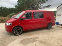 VW T5 Highline 180 4x4 DSG Camper