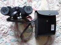 Halimax 8 x 30 binoculars GWO in Case