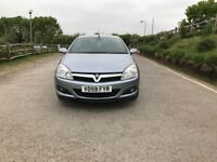 Diesel, convertible Vauxhall Astra twinpot design CDTI for sale, MOT, drives perfect.