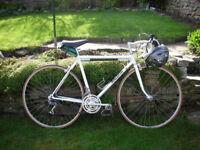 Raleigh Racing Cycle