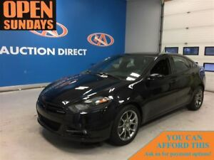 2014 Dodge Dart SXT RALLYE, ALLOYS, SUNROOF, BACK UP CAM, ALPINE