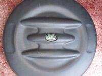 Freelander 1 hard spare wheel cover