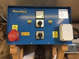 Transwave 3 phase converter