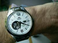 Orient automatic watch GoldenEye