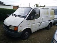 Ford Transit MK5 Complete - For Spares