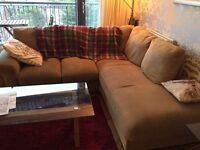 Corner sofa for sale, good condition, one owner