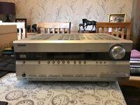 Onkyo TX-SR605(S) 7.1 channel receiver-amplifier-tuner