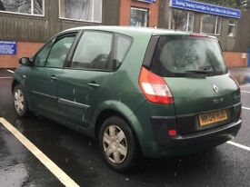 2004 RENAULT SCENINC * 1.4 PETROL * LOW MILES * LONG MOT * PART EX * DELIVERY *