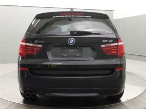 2013 BMW X3 XDRIVE 28I MAGS TOIT PANORAMIQUE CUIR West Island Greater Montréal image 7