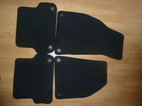 Set Off Original Velour Audi floor mats for A4 or Seat Exeo saloon