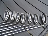 Like new G25 Ping Irons 4 - PW Stiff shafts truly immaculate clubs